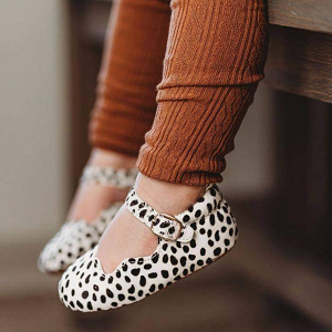 Cheetah Maryjane Shoes