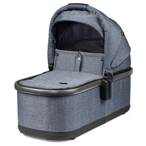 Agio Z4 Bassinet - Mirage Blue