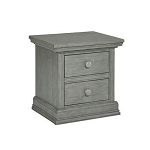 Dolce Babi Marco Nightstand - Nantucket Grey