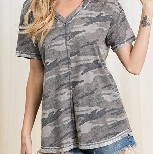 Army Camouflage Tee