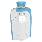 Kiinde Twist Breastmilk Storage Bags 6oz - 20 Count
