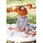 Mud Pie Cutest Pumpkin In The Patch Hat