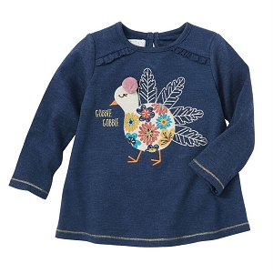 Mud Pie Turkey Tunic