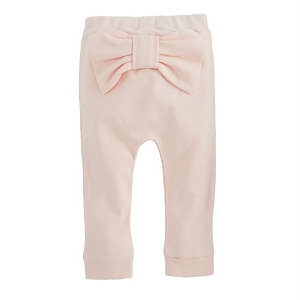 Mud Pie Pink Bow Pants