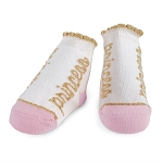 Mud Pie Princess Socks