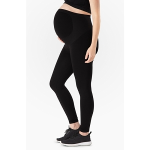Bump Support Leggings - Black