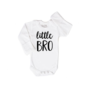 Little Bro Onesie - Long Sleeve