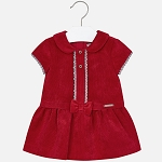 Mayoral Corduroy Dress