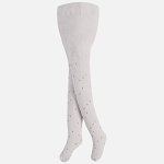 Mayoral Girls Woolen Tights - Stars