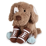 Mud Pie Football Sock Buddy
