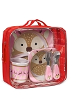 Limited Edition Winter Zoo Mealtime Set - Deer