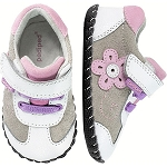 Pediped Claudia - Pink & White