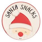 Santa Claus Lane Dish - Santa Snacks