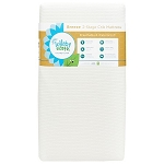 Lullaby Earth Breeze Crib Mattress - White