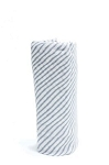 Saranoni Bamboo Swaddle Blanket - Gray Stripe