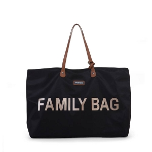Family Bag- Black