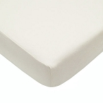 ABC Organic Cotton Crib Sheet