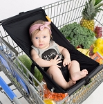 Shopping Cart Hammock - Black