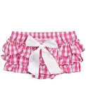 RuffleButts Candy Gingham Bloomer