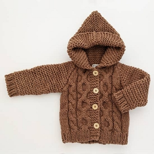 Fall Hooded Sweater