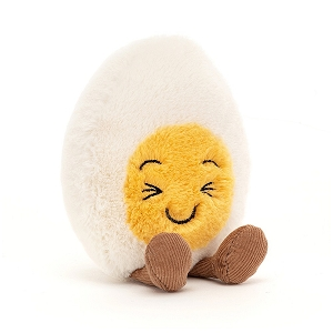 JellyCat - Laughing Boiled Egg