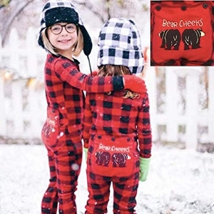 Bear Cheeks Flapjack Kids Pajama