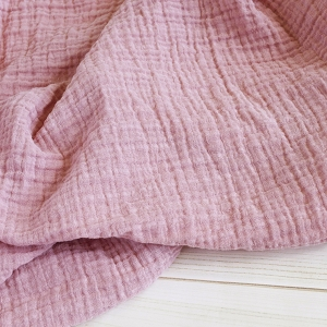 Muslin Swaddle Baby Blanket – Blush