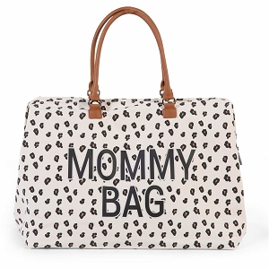 Mommy Bag- Leopard