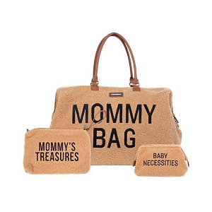 Mommy Bag Bundle - Teddy