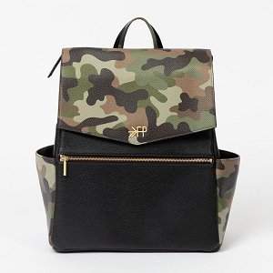 Freshly Picked Diaper Bag - Camo