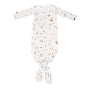 Chip Newborn Knotted Gown