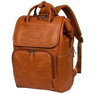 Citi Explorer - Vintage Tan - Faux Leather