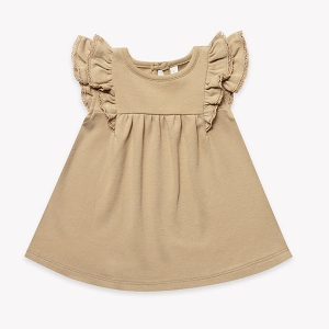 Flutter Dress - Honey