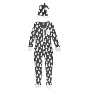 Organic Women's Onesie & Cap Set in Timbrrr!