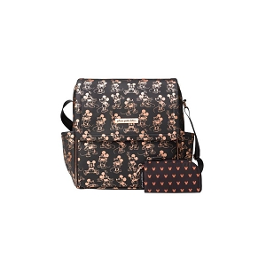 Boxy Backpack - Metallic Mickey Mouse