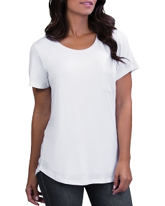 Women's Belly Bandit Perfect Nursing Tee - White