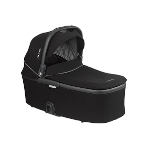 Nuna DEMI Grow Bassinet - Caviar