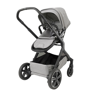 Floor Model Nuna DEMI Grow Stroller - Frost
