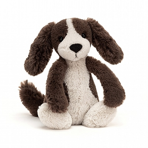 Jellycat Bashful Fudge Puppy - Small