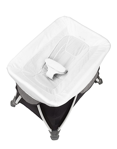 Nuna Sena Aire Mini Topper - Moonbeam