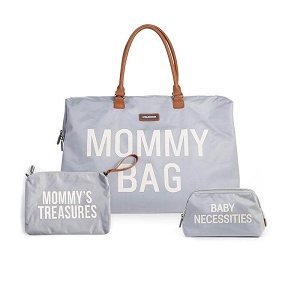 Mommy Bag Bundle - Grey