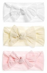 Baby Bling Headband Gift Set - My First Bows
