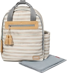 Riverside Diaper Backpack - Oyster