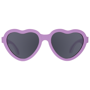 Babiators Ooh La Lavender - Heart Shaped