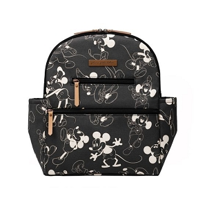 Ace Backpack - Mickey's 90th Black & White