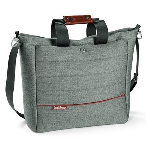 Agio Baby All Day Bag - Grey