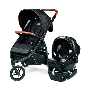 Agio Z3 Travel System - Black