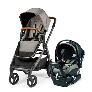 Agio Z4 Travel System - Grey