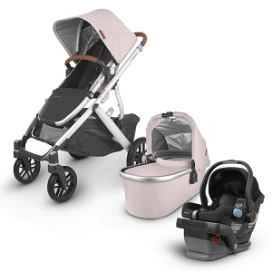 UPPAbaby Alice Vista V2 & Mesa - Travel System