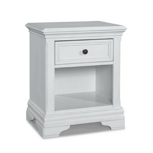 Stella Baby - Athena Nightstand in Cream